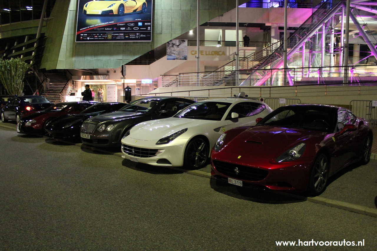 Monaco By Night Exotic Cars Everywhere Hartvoorautos Nl