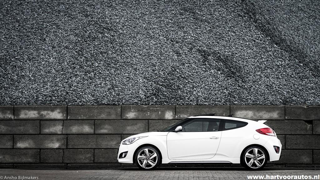 2013 Hyundai Veloster Turbo - www.hartvoorautos.nl