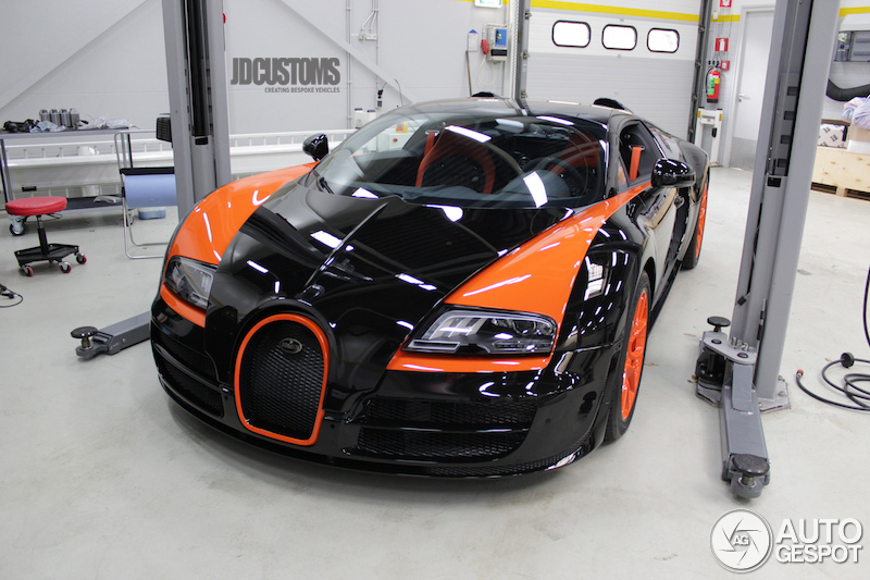picture gallery bugatti veyron 16 4 grand sport vitesse. Black Bedroom Furniture Sets. Home Design Ideas