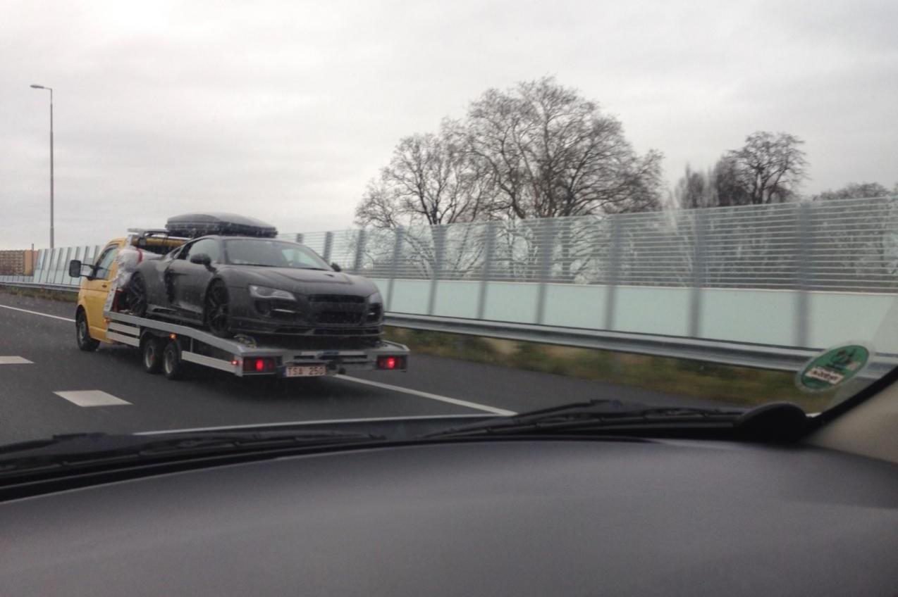 Audi R8 Van Jon Olsson Gespot In Nederland Hartvoorautos Nl