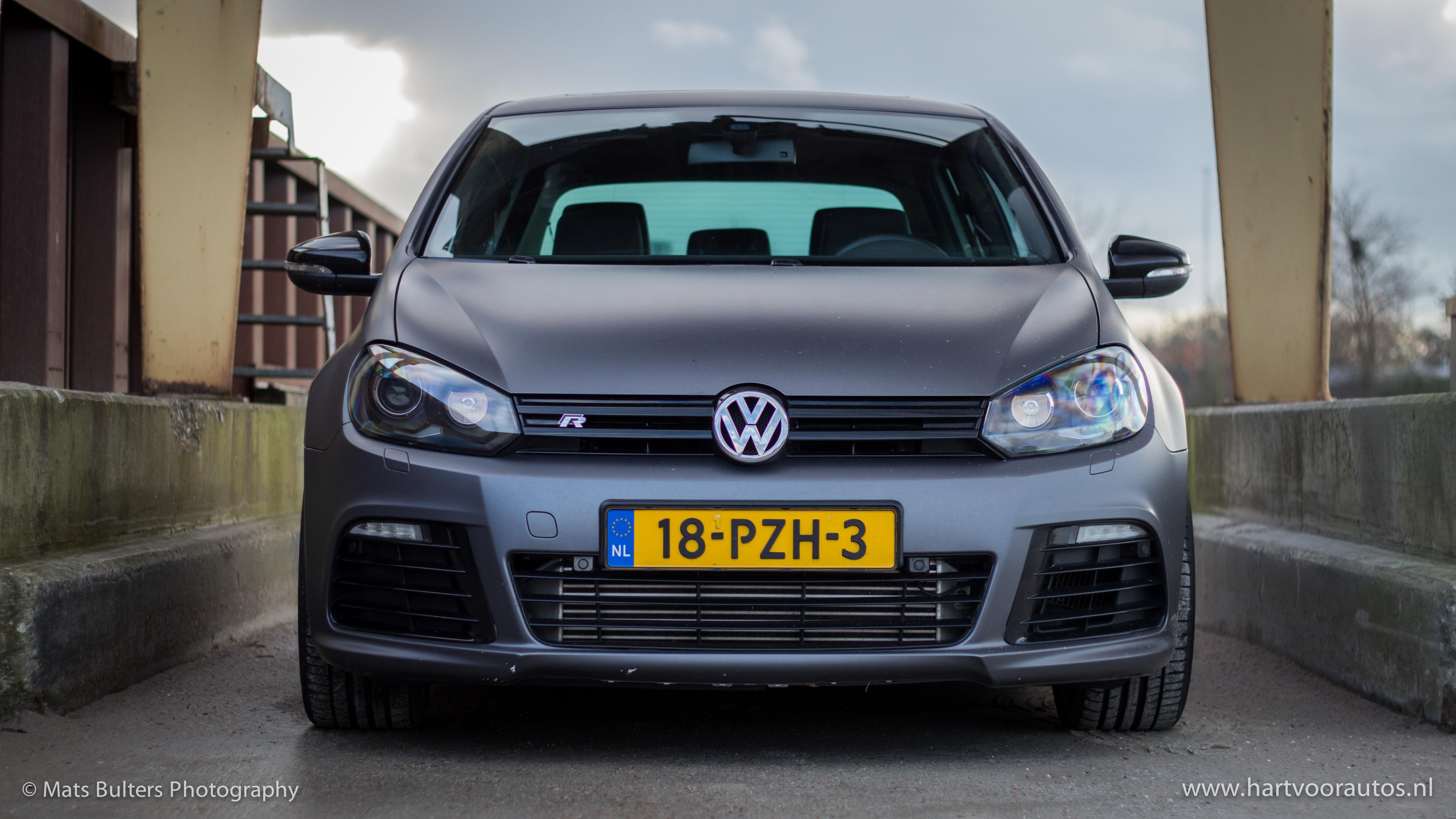 Getest: Volkswagen Golf R20 (400pk) vs Golf R32 ... Golf.nl