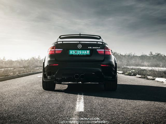 Bmw X6 M50d Hamann Tycoon Evo Hartvoorautos Nl