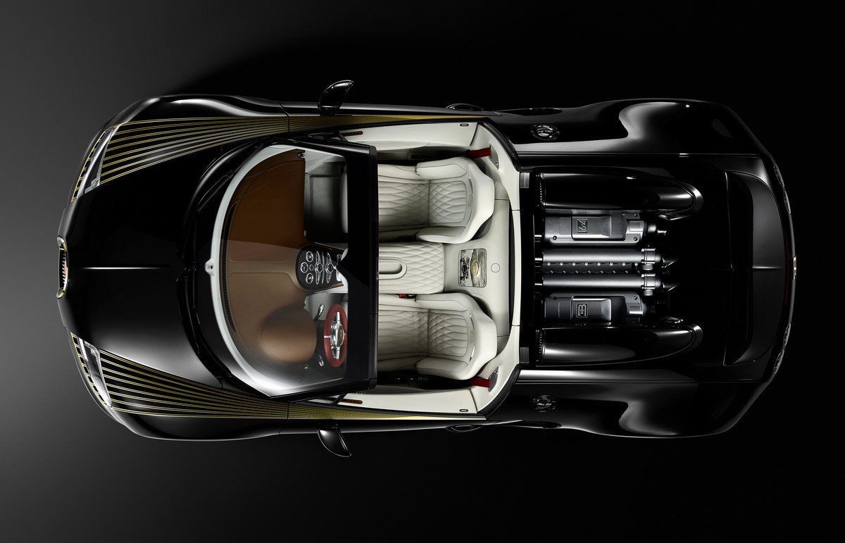 pictures bugatti veyron grand sport vitesse black bess. Black Bedroom Furniture Sets. Home Design Ideas