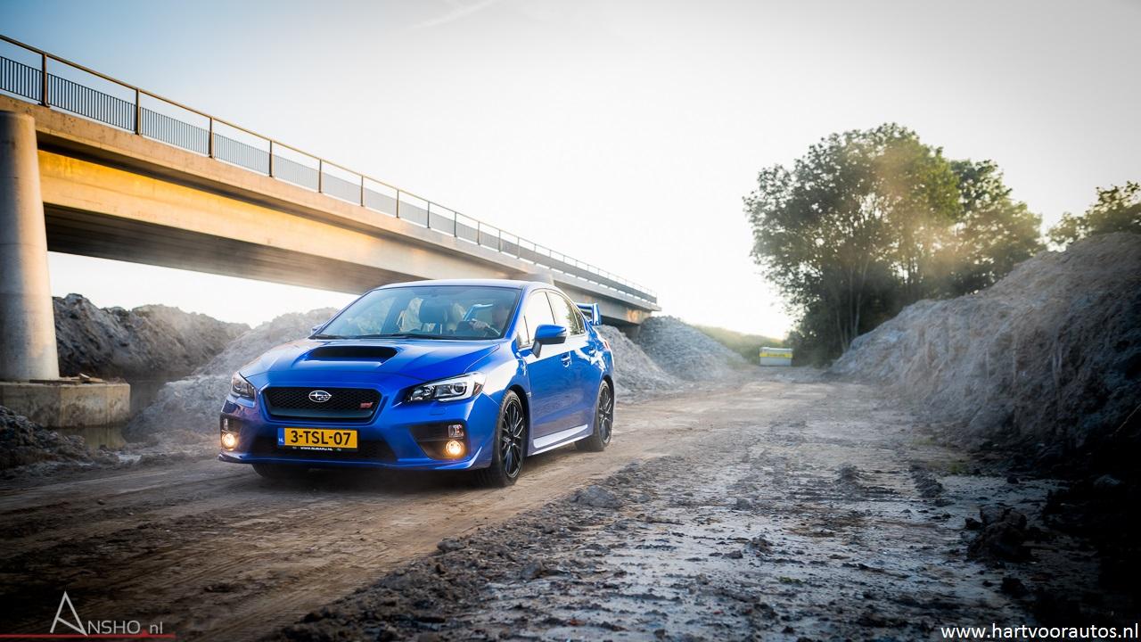 Getest 2015 Subaru Wrx Sti Hartvoorautos Nl
