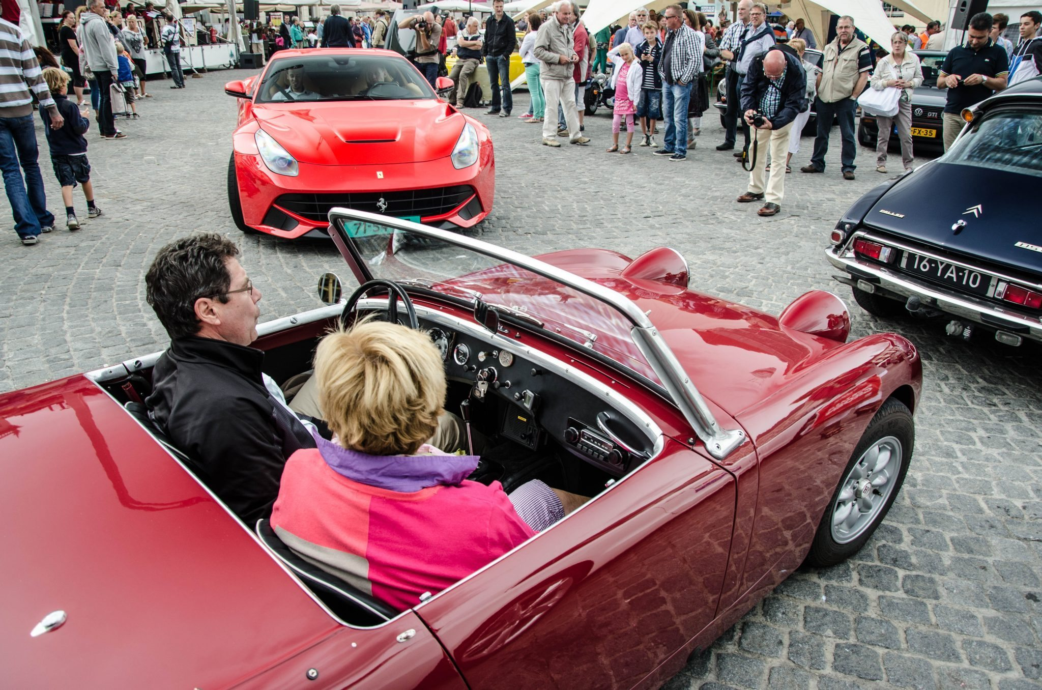 Cars charity zondag 7 september 2014 for How to buy a car from charity motors