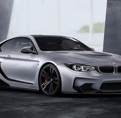 BMW M4 CSL Vision Concept
