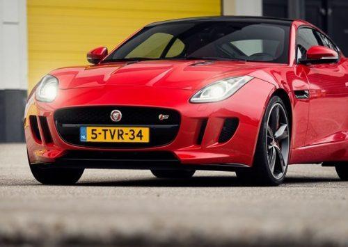 Getest: Jaguar F-Type Coupé V6 S