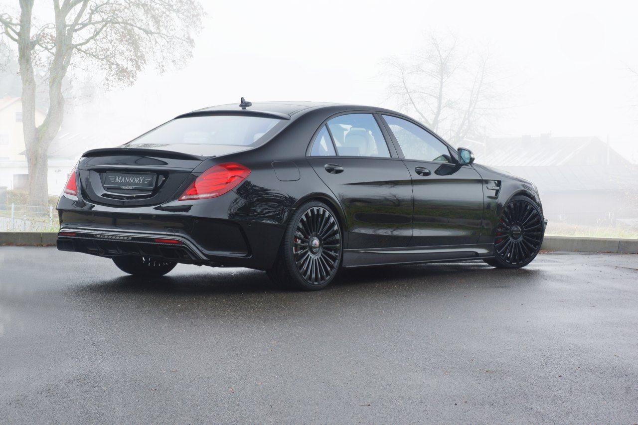 Mansory geeft de s63 amg pk en nm for Mercedes benz s63 2014 price
