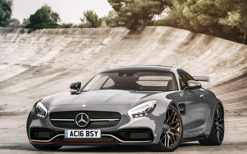 mercedes amg gt black top luxury car brands in 2016
