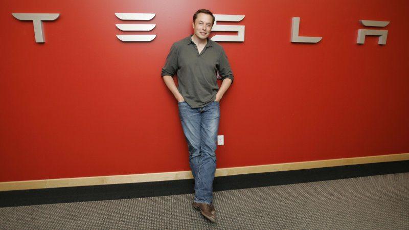 Tesla salaris