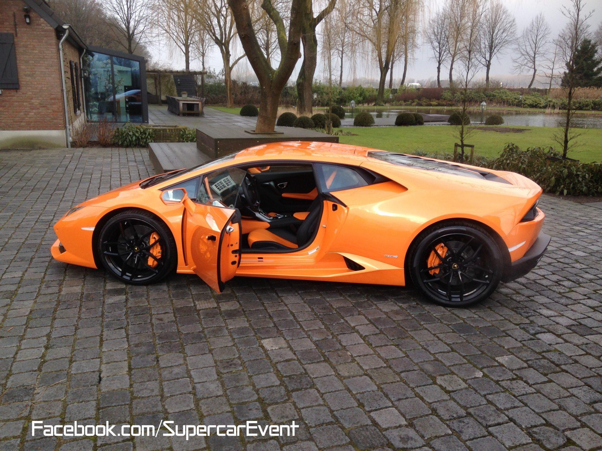 Nederland Is Een Schitterende Lamborghini Hurac 225 N Rijker