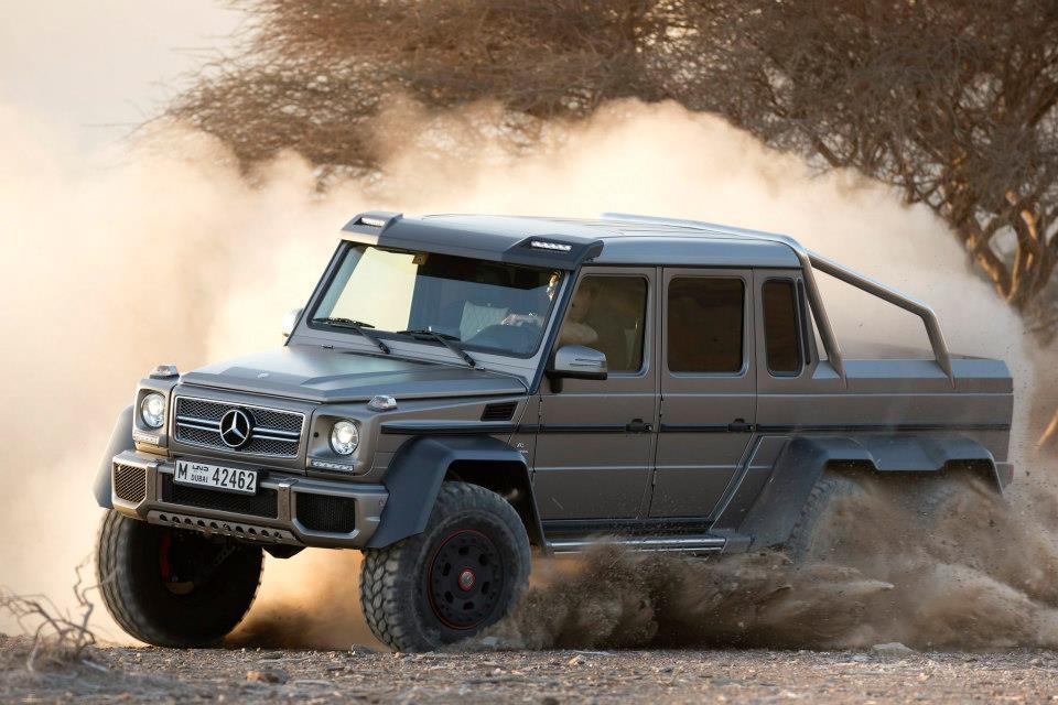 Mercedes benz g63 amg 6 6 helemaal uitverkocht for Mercedes benz g63 amg 6x6 for sale