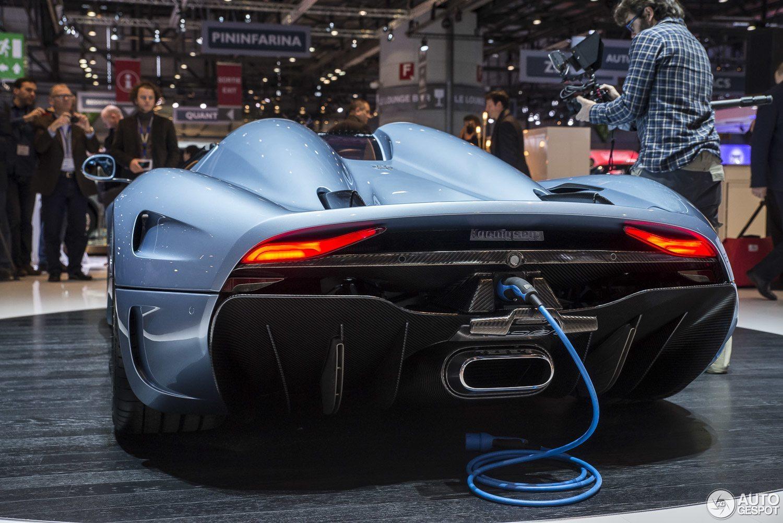 Koenigsegg Regera 1 500 Pk Amp 2 000 Nm Hartvoorautos Nl