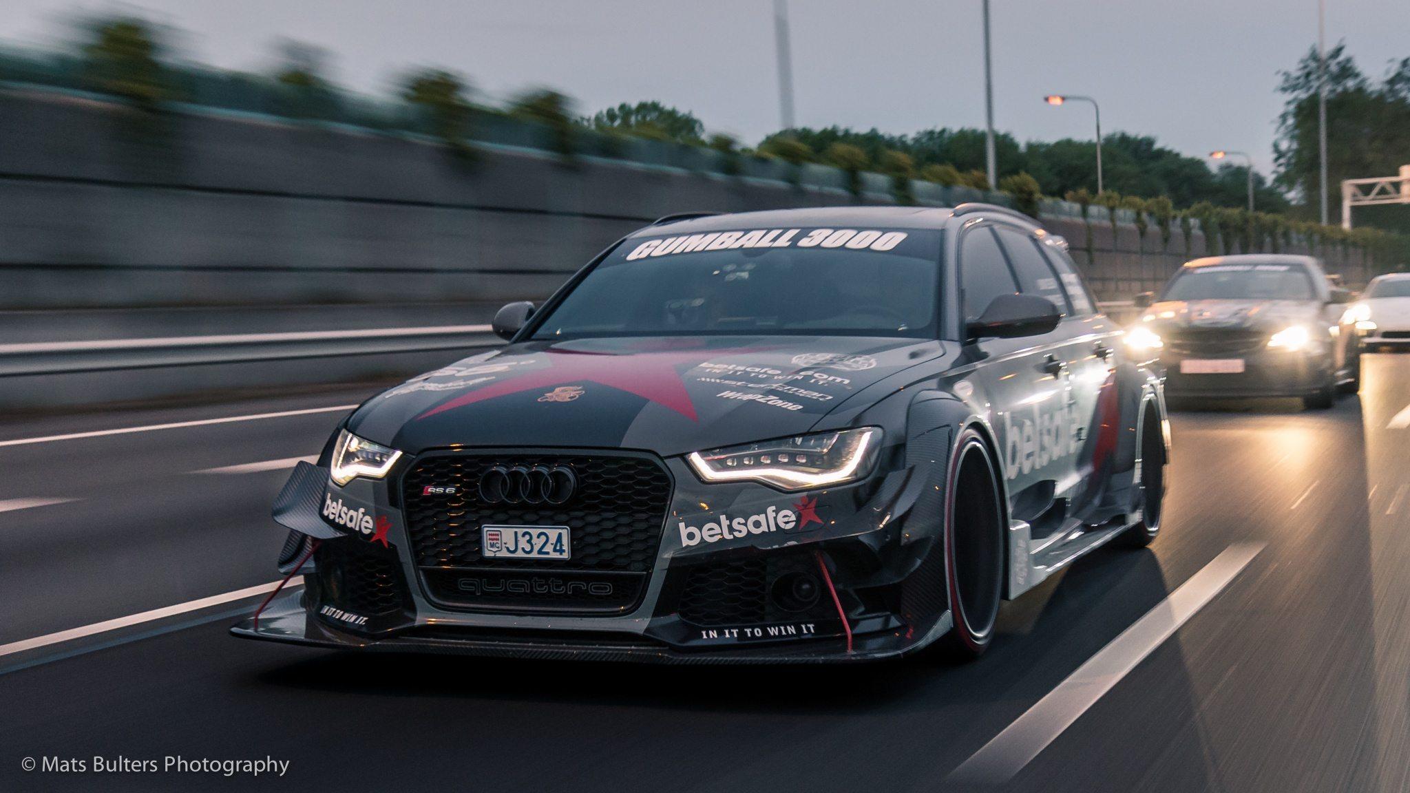 Geloof het of niet; hij wilt nu een auto met nóg meer vermogen, die ...: www.hartvoorautos.nl/jon-olsson-audi-rs6-dtm-for-sale
