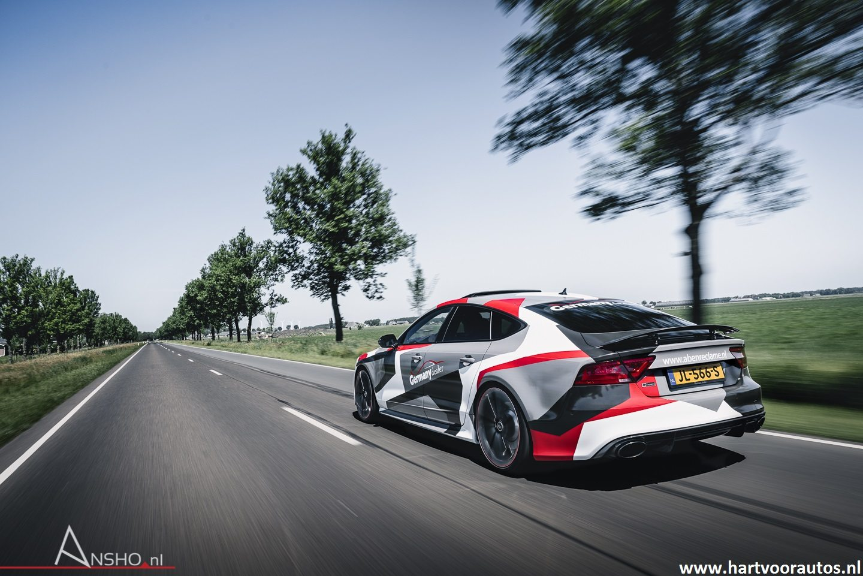 Garage Jd Autos >> Getest: Audi RS7 Sportback [Germany Dealer Special] | Hartvoorautos.nl