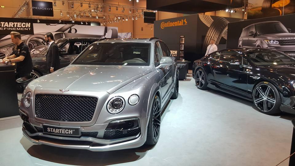 De Bentley Bentayga volgens Startech! | Hartvoorautos.nl