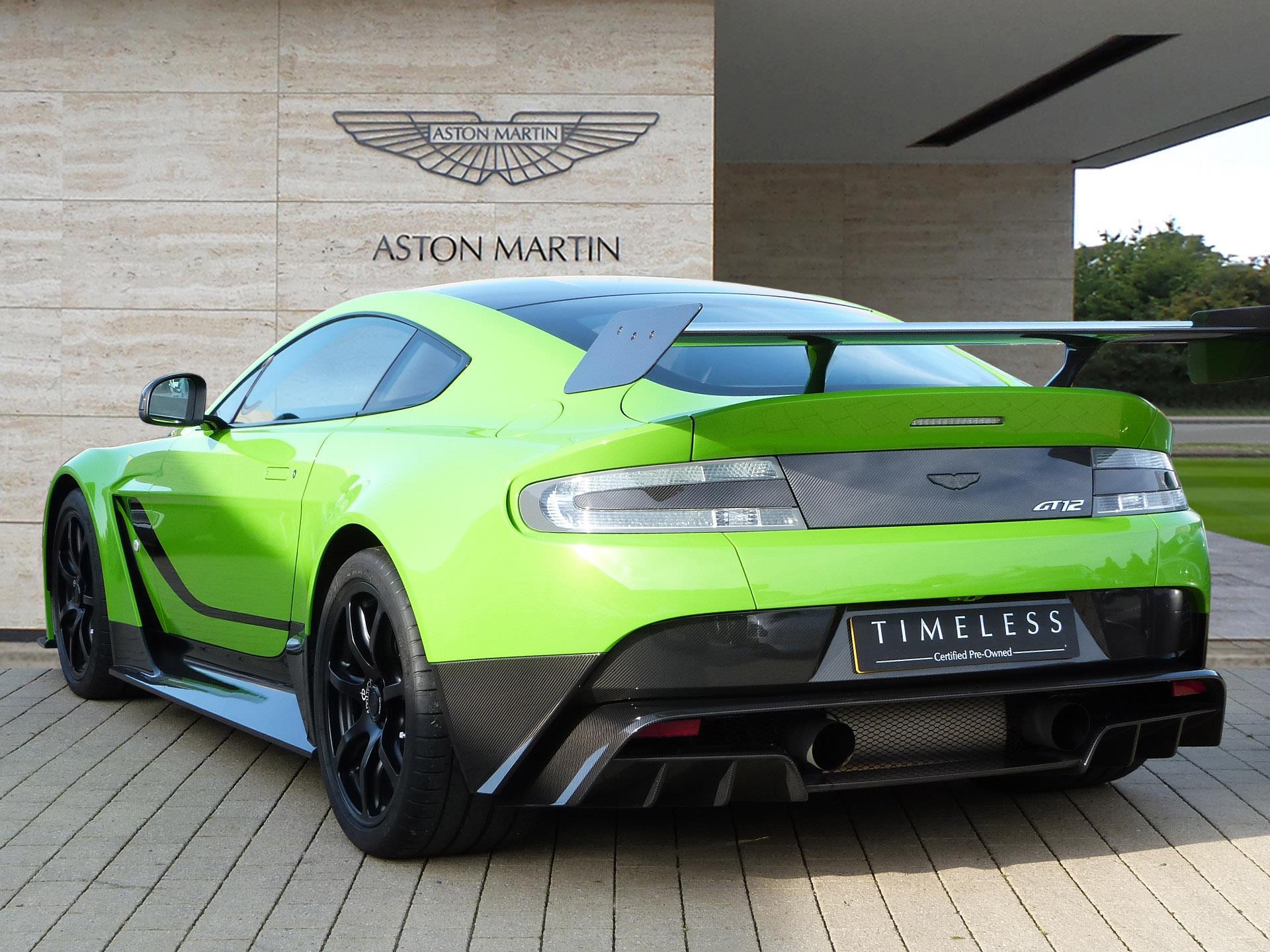 Aston Martin GT12 Coupé