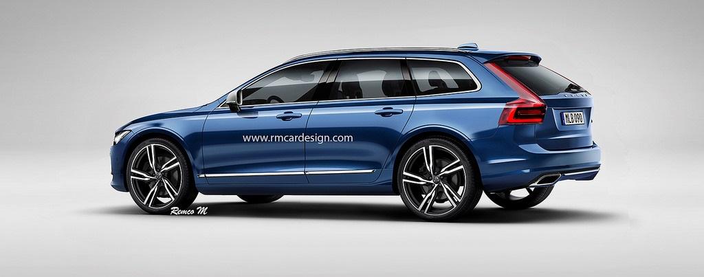 Wordt dit de nieuwe Volvo V60? | Hartvoorautos.nl