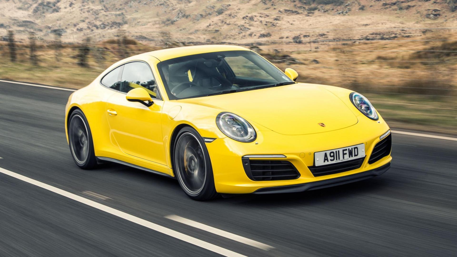 Porsche 911 Diesel
