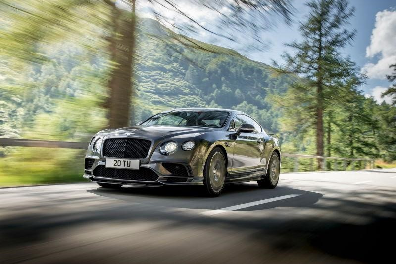 2017 Bentley Supersports