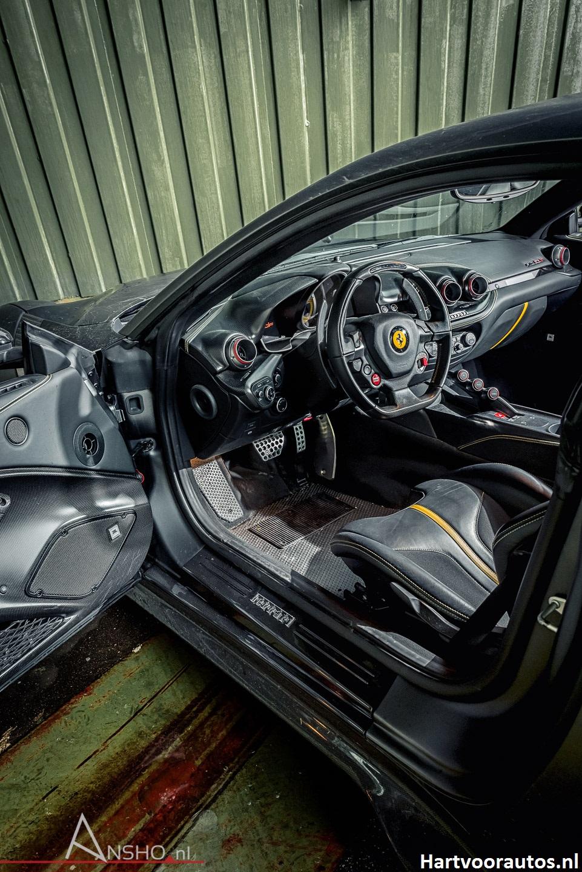 Ferrari F12 TDF - Hartvoorautos.nl