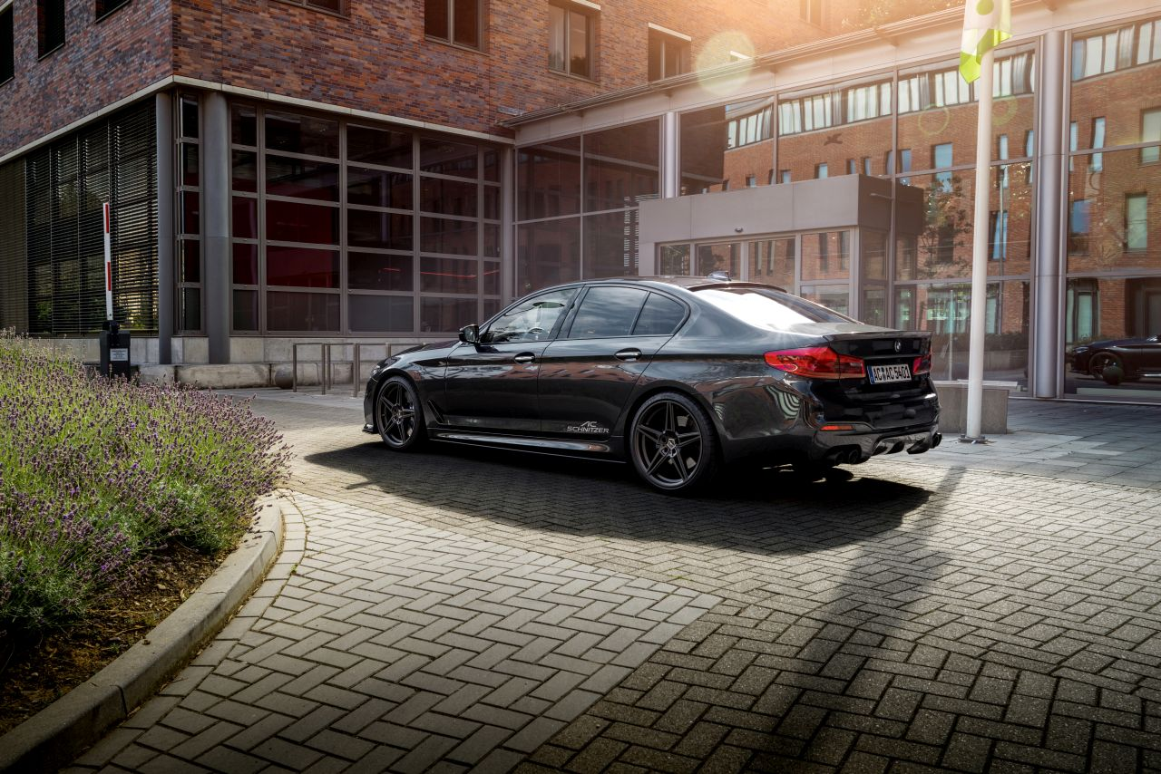 AC Schnitzer BMW 5-serie