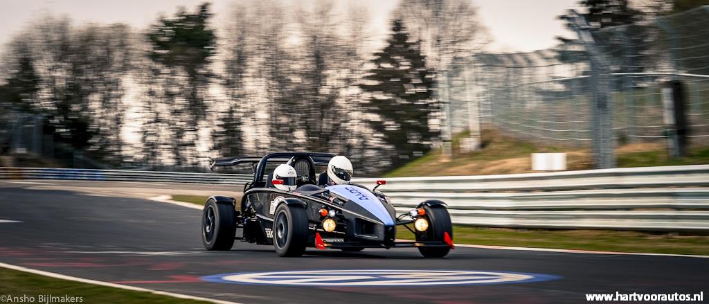Ariel Atom - Granturismo Events Nurburgring 2012 - Hartvoorautos.nl