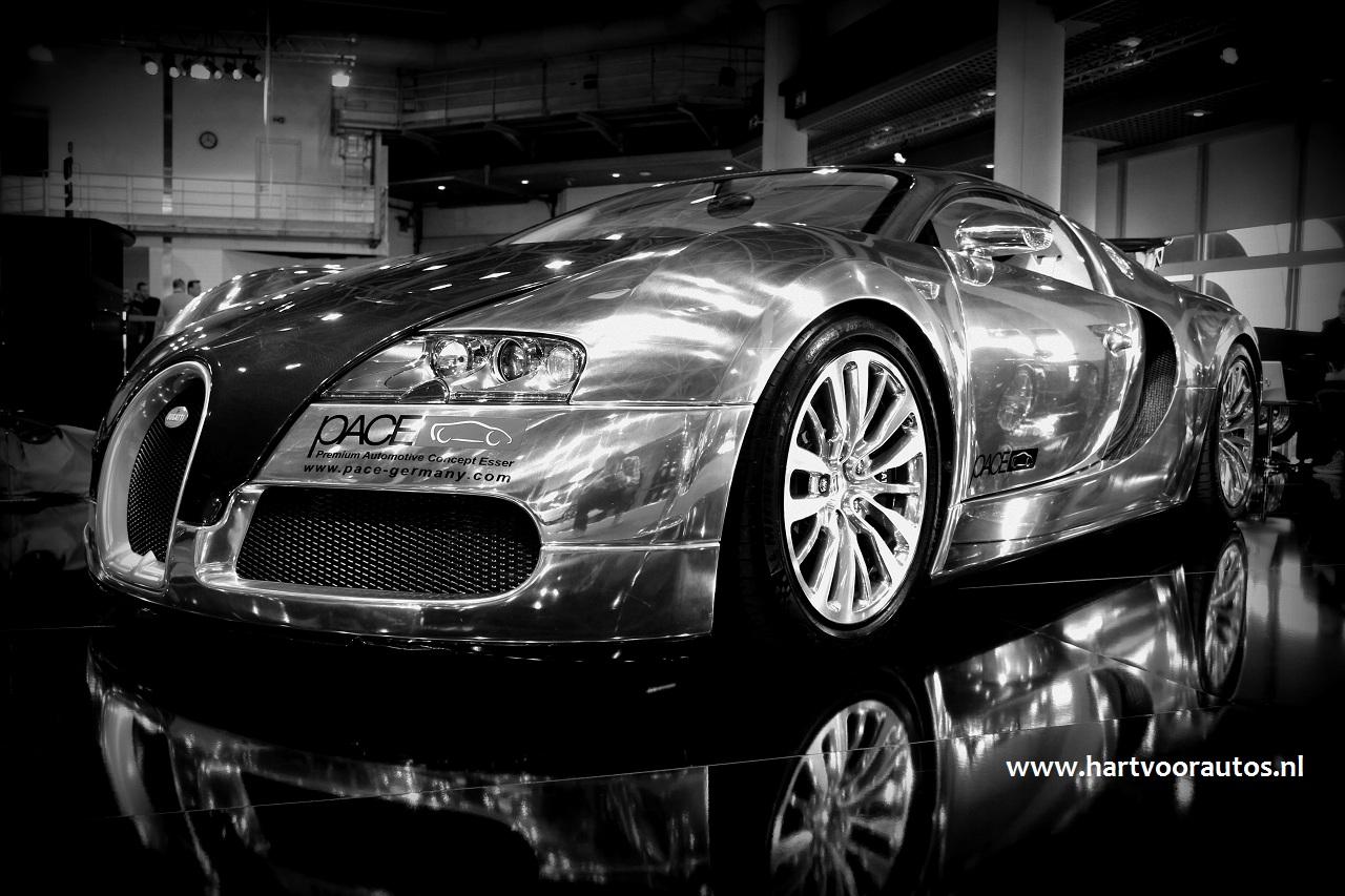 Bugatti Veyron Pur Sang - www.hartvoorautos.nl