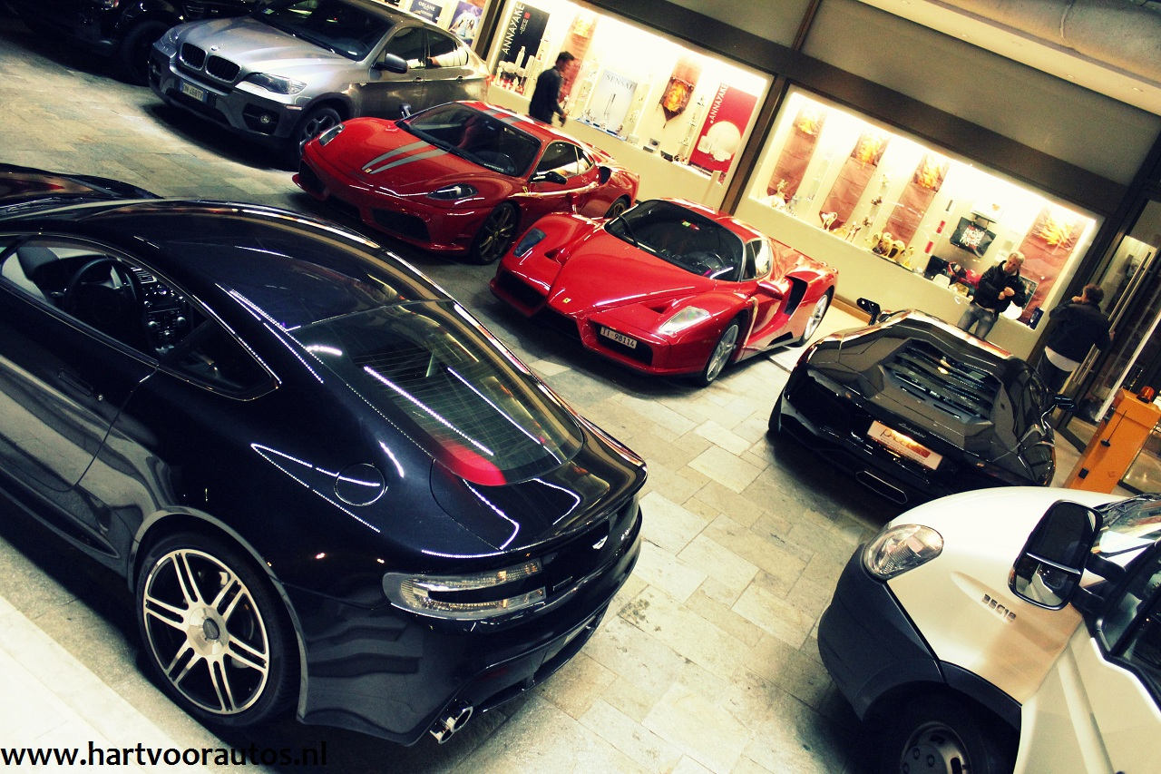 Exotic car combo - Top Marques Monaco 2012 - www.hartvoorautos.nl