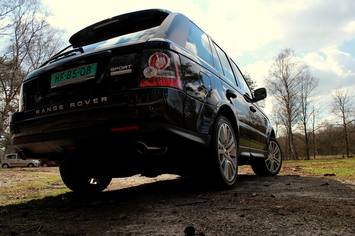 Range Rover Sport 5.0 V8 Supercharged - Hartvoorautos.nl