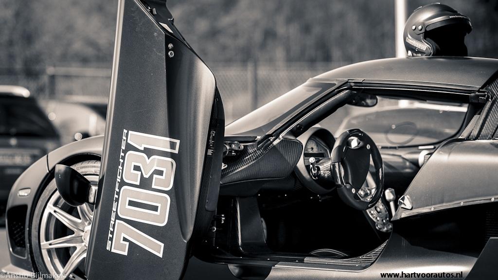 Koenigsegg CCXR - Granturismo Events Nurburgring 2012 - Hartvoorautos.nl