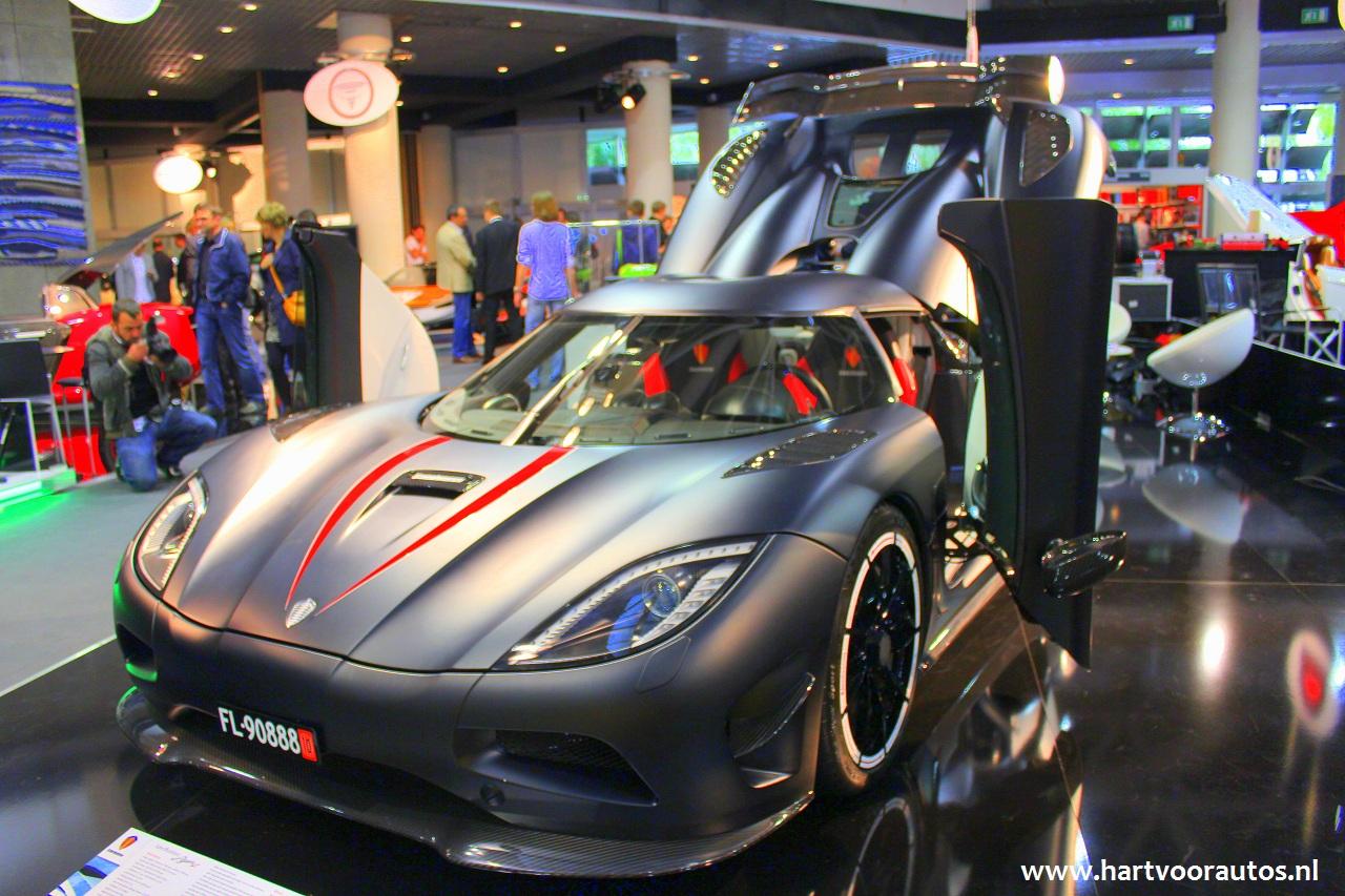 Koenigsegg agera R - www.hartvoorautos.nl