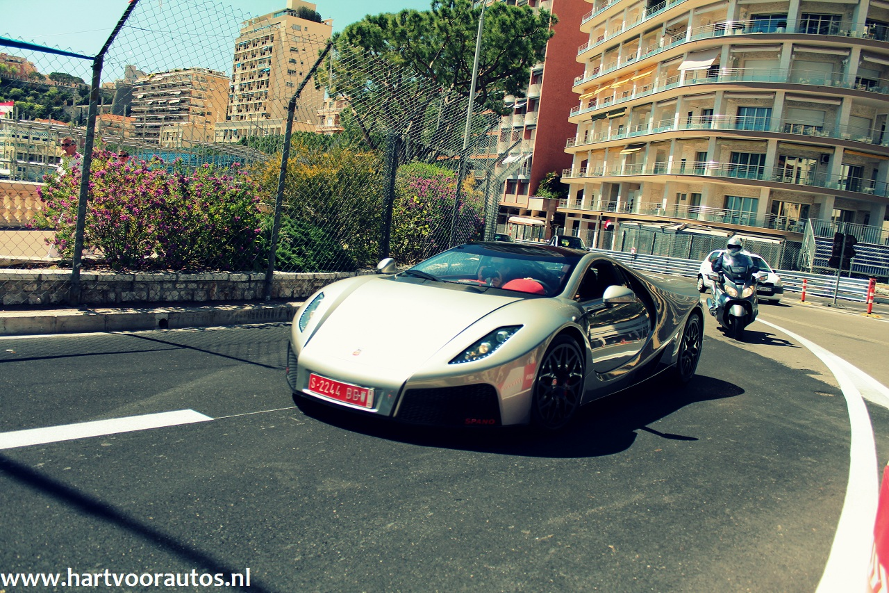 Spano GTA - Top Marques Monaco 2012 - www.hartvoorautos.nl
