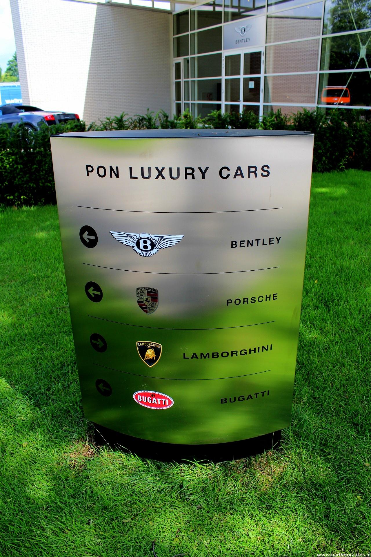 Bentley & Lamborghini Leusden - www.hartvoorautos.nl