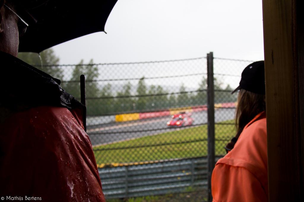 Ferrari Owners Day 2012