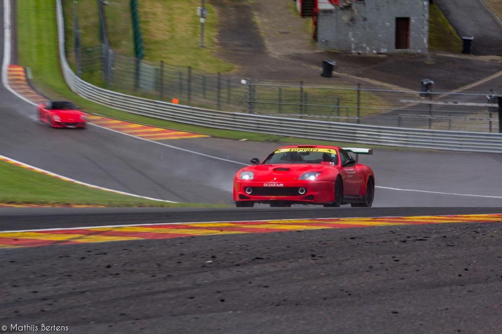 Ferrari Owners Day 2012 - 550 Maranello Le Mans GTS