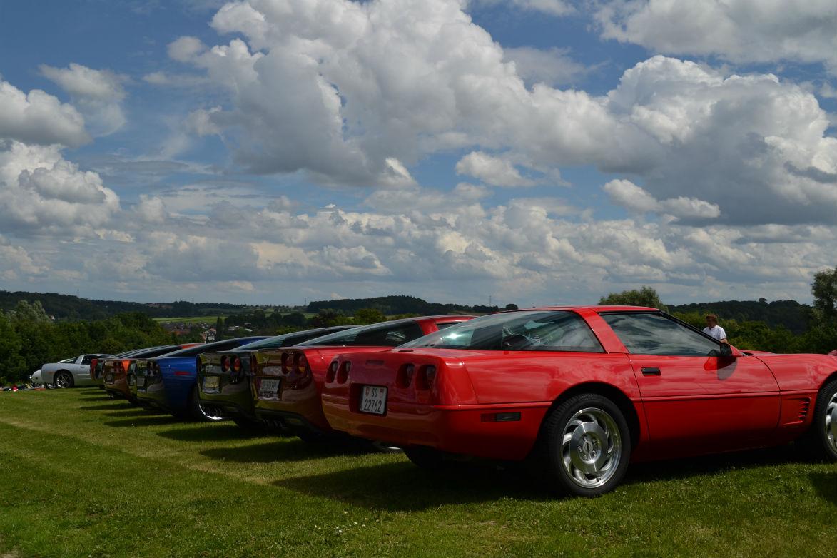 Corvette Fame 2012