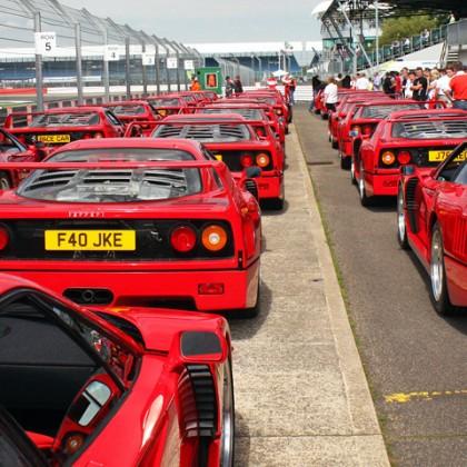 Ferrari F40 world record - www.hartvoorautos.nl