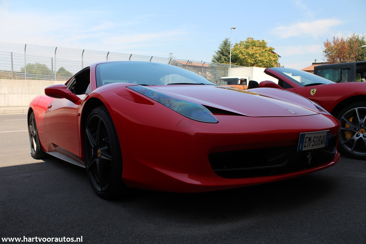 Ferrari 458 Italia - www.hartvoorautos.nl