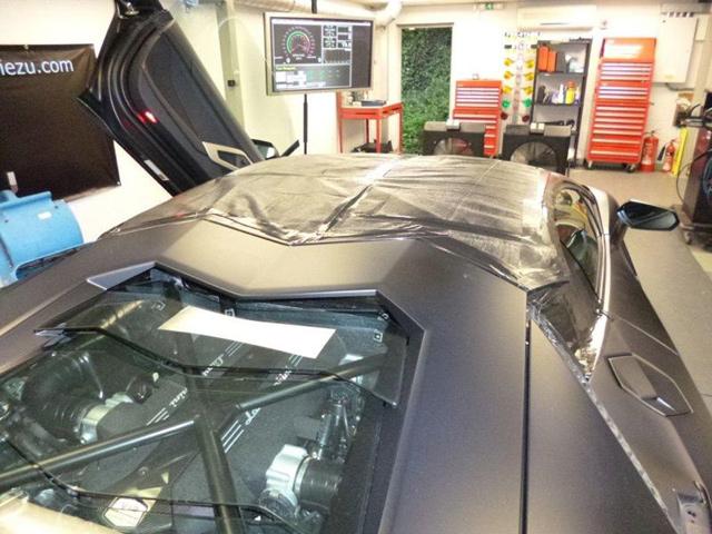 Lamborghini Aventador LP760 Spider - www.hartvoorautos.nl