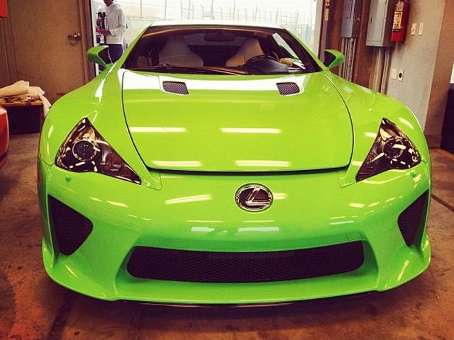 Lexus LFA Owners Meet @ Maza Raceway Laguna Seca - www.hartvoorautos.nl