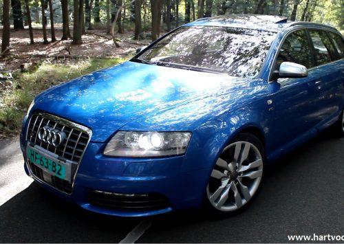 Rij-impressie: Audi S6 Avant 5.2 V10