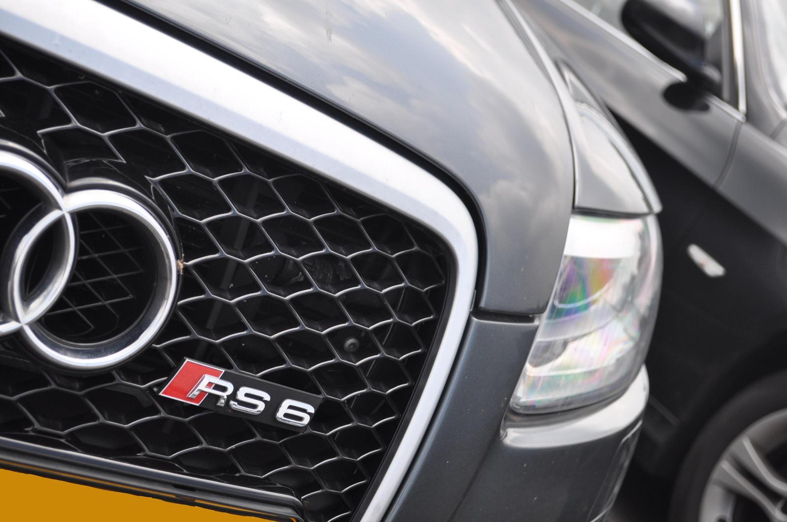 Gestolen Audi RS6 terug gevonden - www.hartvoorautos.nl