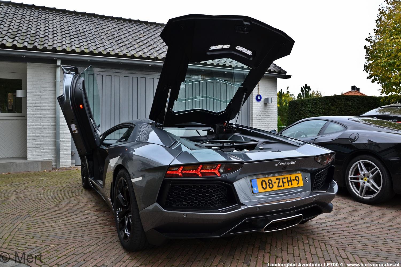 Lamborghini Aventador LP700-4 - www.hartvoorautos.nl
