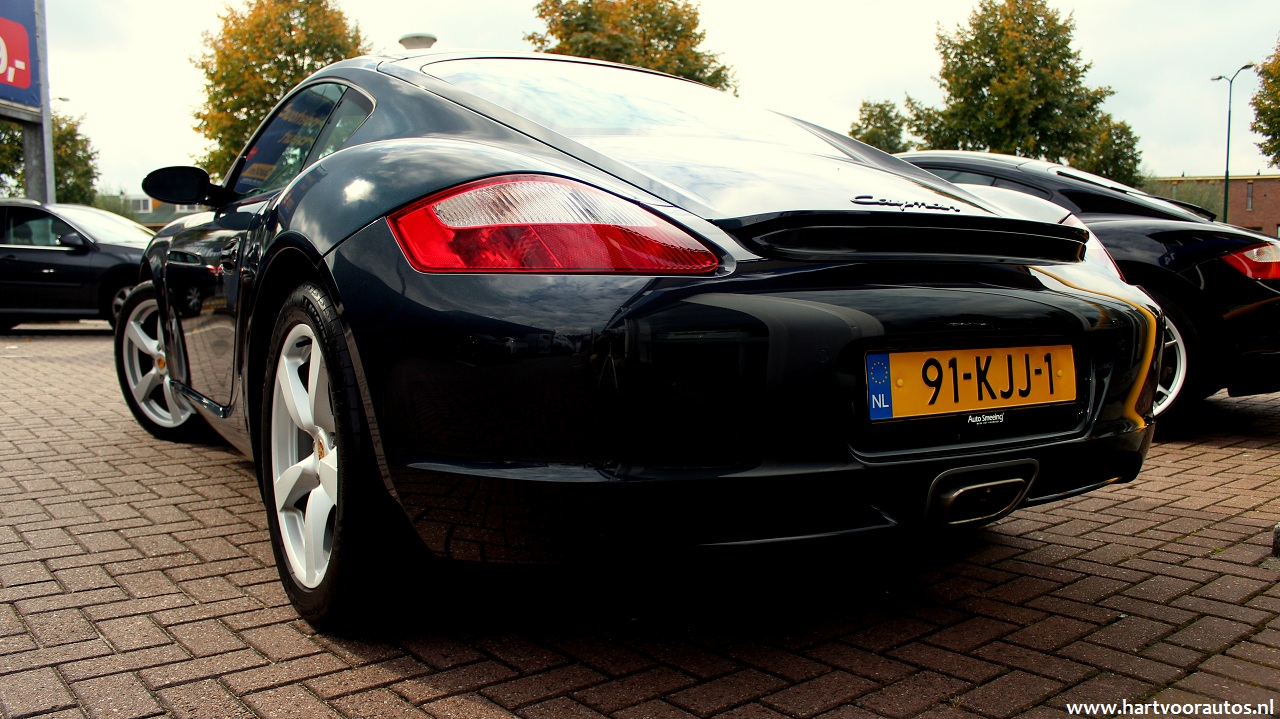 Porsche Cayman - www.hartvoorautos.nl