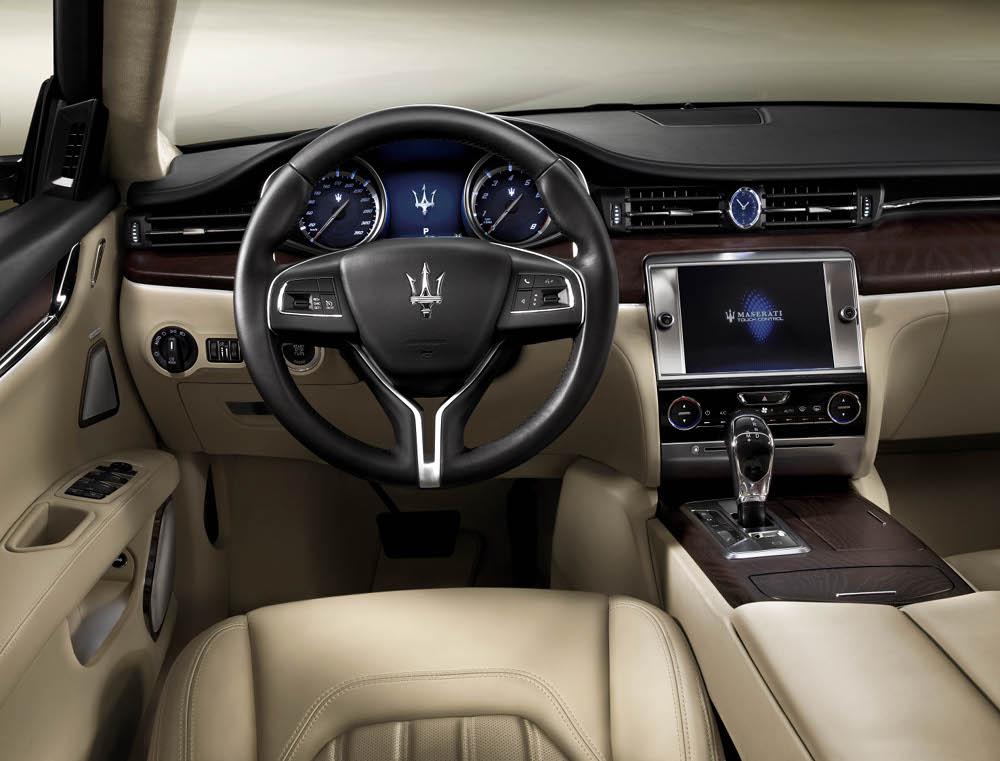 2013 Maserati Quattroporte - www.hartvoorautos.nl