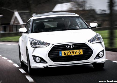 Getest: Hyundai Veloster Turbo