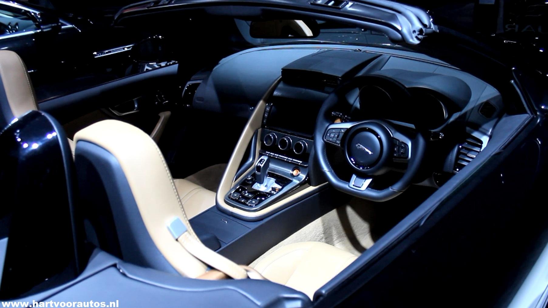 Jaguar F-type V8 - www.hartvoorautos.nl