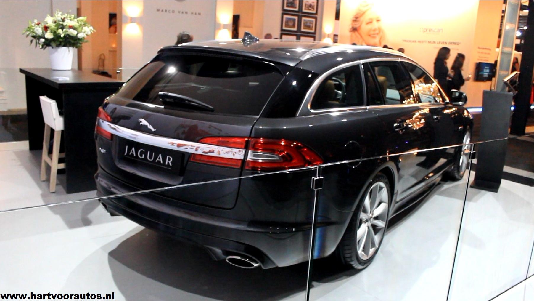 Jaguar XF Shooting Brake - www.hartvoorautos.nl
