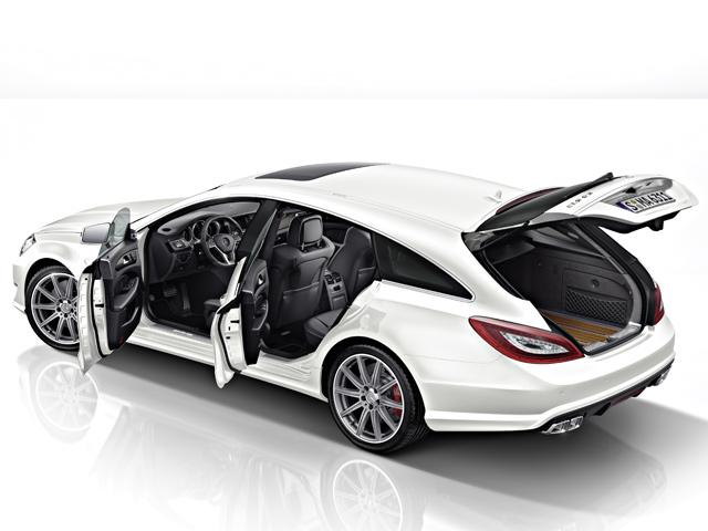 2014 Mercedes-Benz CLS63 AMG Shooting Brake - www.hartvoorautos.nl